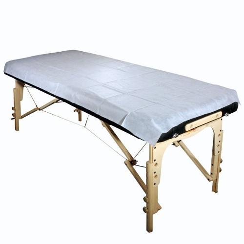 Cubierta de cama PP Sábana desechable no tejida