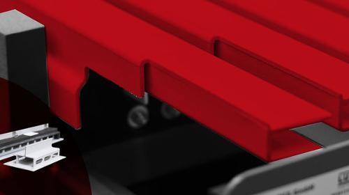 Ccorner And Plug-in Profiles