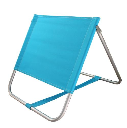 Backboard/chair for beach swimming pool.