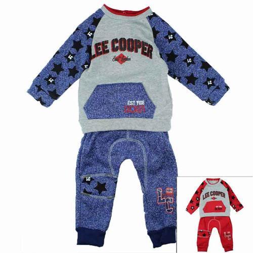 Großhändler Europa baby Trainingsanzüge Lee Cooper
