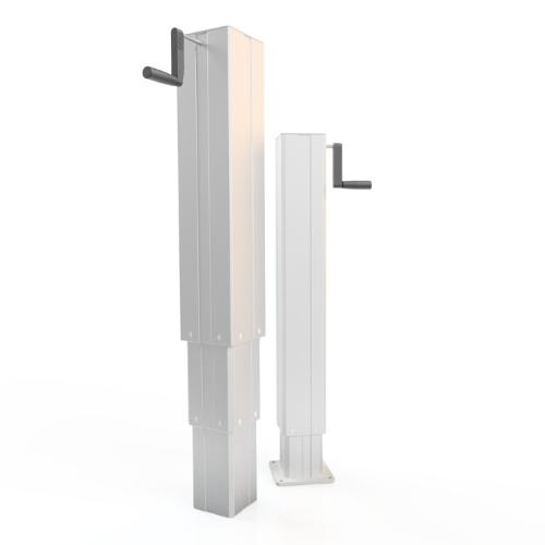Crank column