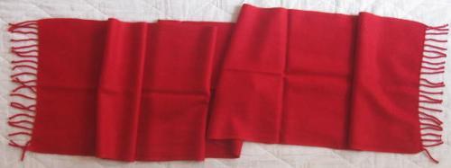 100% Cashmere scarves Men's