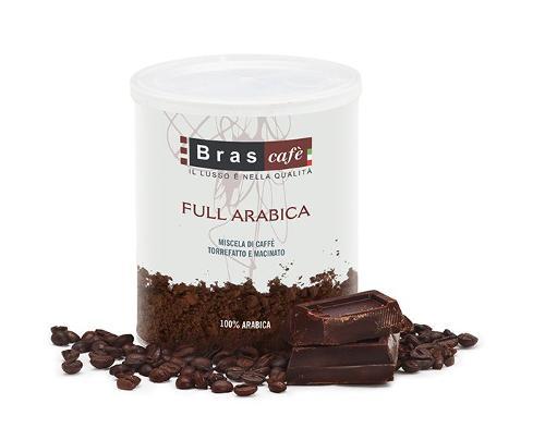 BRAS CAFFE'-FULL ARABICA