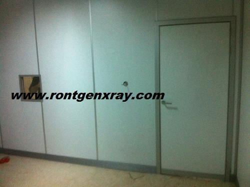 rontgen odası kursun kapılar