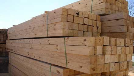 Pine sawn timber/pine wood/pine timber