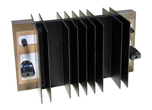 Precision high capacity resistor - 1282