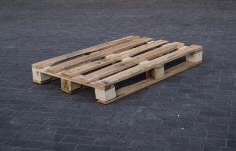 One-way Euro pallets