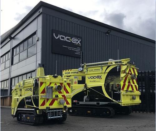 T-Vac / Air-Vac Vacuum Excavators