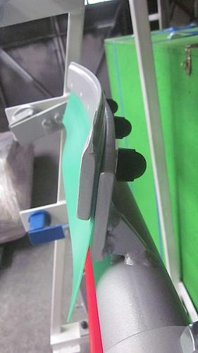 Curved Scraper