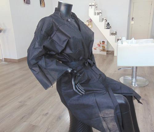 Kimonos Desechables Peluquería | Venta Batas Desechables