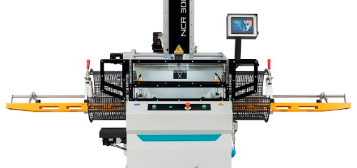 NCR 300 - 4 axis NC Router Machine