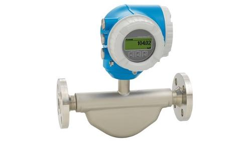 Caudalímetro de efecto Coriolis - Proline Promass E 300