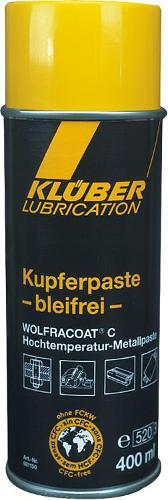 Klüber copper paste lead-free