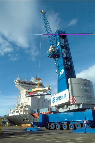 Dc Motors For Mobile Harbour Cranes