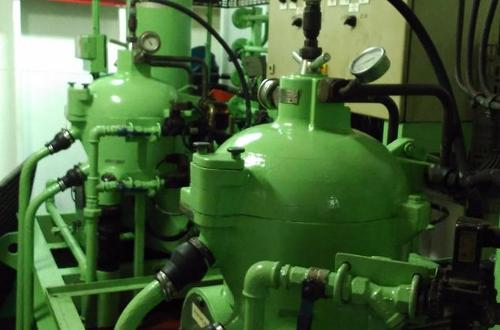 Revisión y reparación de centrifugas