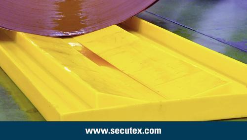 Secutex Coil Mat With Oil-drip Tray