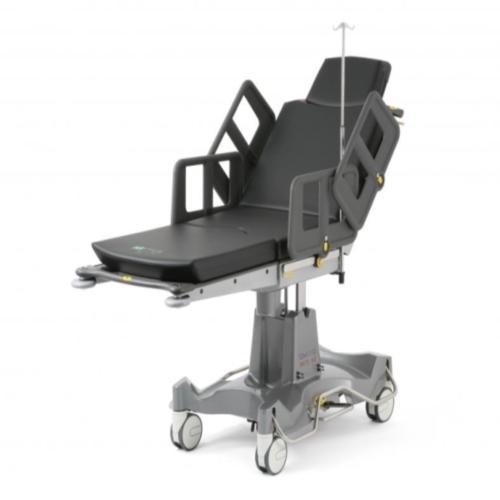 Chariot brancard ambulatoire