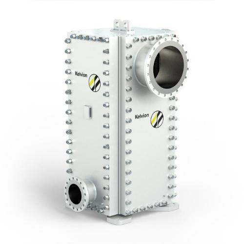 全焊接-板式热交换器