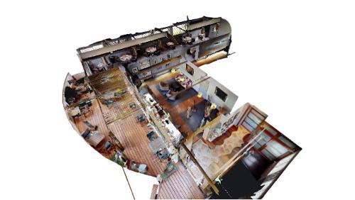 Visite virtuelle 3D haute définition- 200 m2
