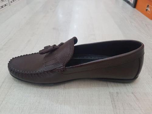 Men leather casual Shoe
