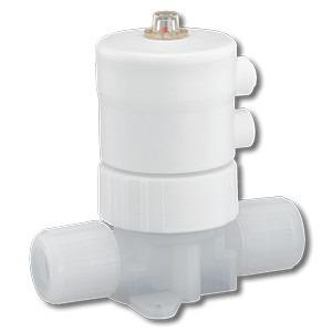 Pneumatically operated diaphragm valve GEMÜ C60 CleanStar