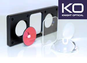 Colour Glass Filters for ANPR Camera Systems