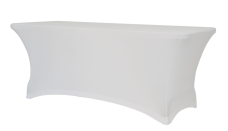 Housse Stretch Pour Table Rectangle 180
