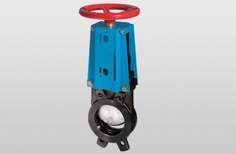 Knife-gate valve WGE-MW.