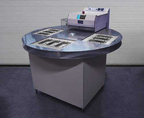 Blister Sealing Press (BSP)