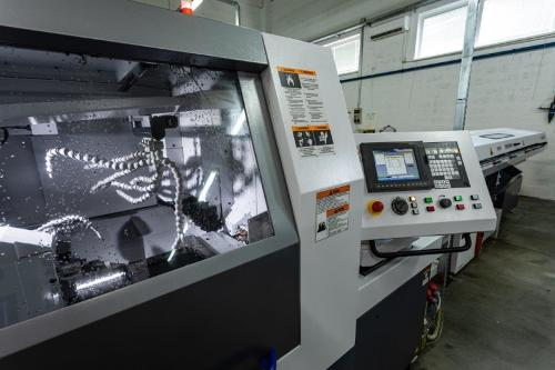 Production Of Turning Parts