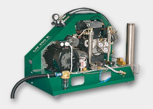 Kompakte Kompressoren LW 280 E Compact