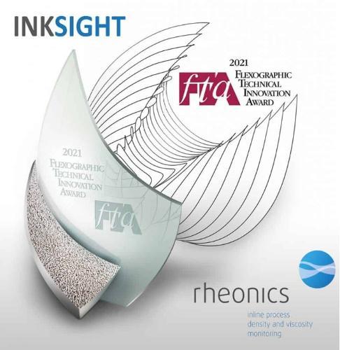 InkSight - Rheonics Printing Solution Ink Control