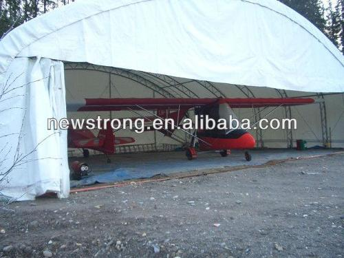 Airplane Storage Shelter