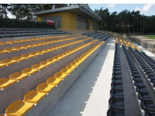 Siedzenie na stadion model NO-04
