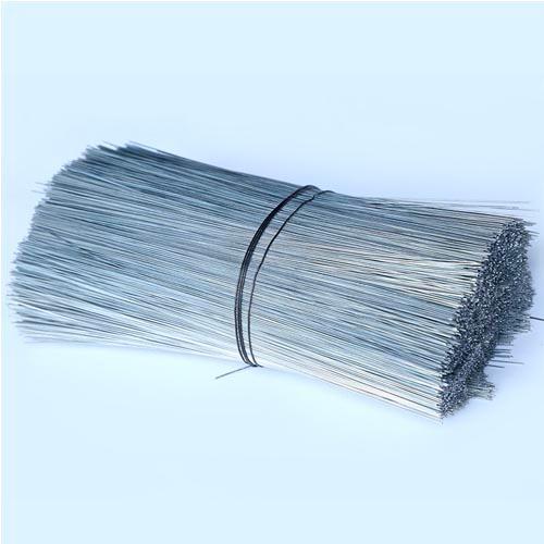 China Manufacturer Supplier Galvanized Straight Cut Wire