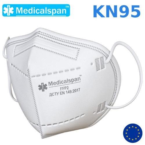 KN95 FFP2 Face Mask Respirator Medicalspan™