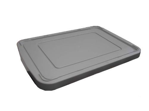 Lid for plastic box