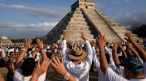 Excursión a Chichén Itzá con dejada en Cancún o Riviera Maya