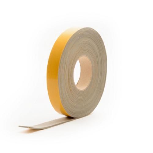 Zellkautschukband EPDM Selbstklebend 10x3mm grau