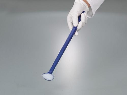 Пробная ложка изогнутая, с длинной ручкой, одноразовая