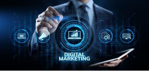 Digital Marketing Consultant Agency Service