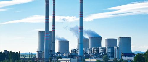 Power plants/ Energy production