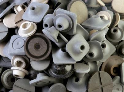 Patines de freno para lavadoras