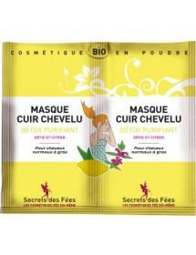 Masque Cuir Chevelu Détox Purifiant Secrets Des Fées