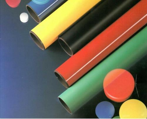 Productos magnéticos plastificados