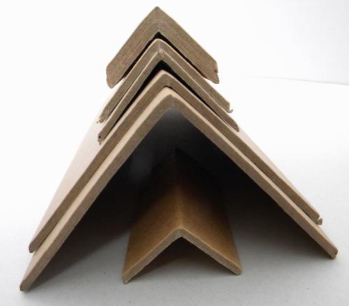 kartonkiset kulmasuojat / Kantskydd av kartong brun