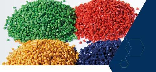 Rohstoffe für die Kunststoffproduktion