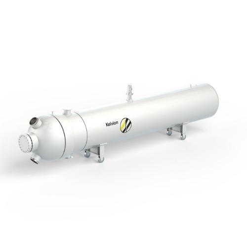 Intercambiadores de calor de carcasa y tubos - proceso