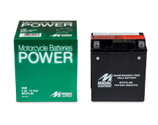 MTX series sealed AGM battery