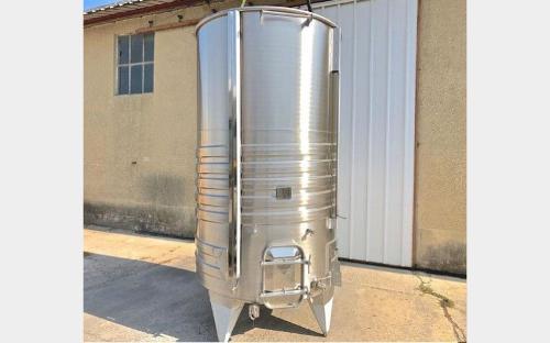 304 Stainless Steel Tank - Spaipser6500 - 03/21-10